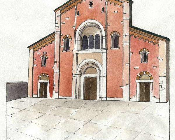 12. Chiesa di S. Francesco, 1906, Piazza S. Francesco 1