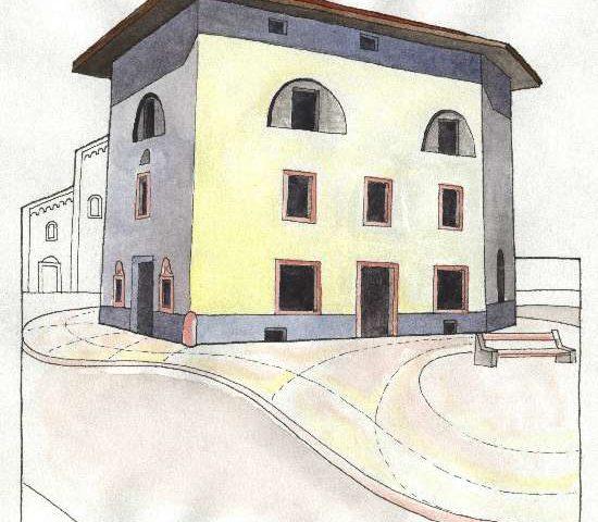 13. Chiesa di S. Margherita, costruita prima del 1247, Piazza Gavazzi 2