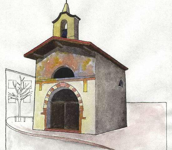 15. Chiesa di S. Rocco, 1631, Piazza San Rocco