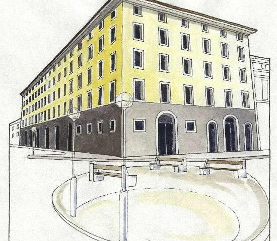 3. Ex Filanda Chimelli, 1832, piazza Garibaldi 4