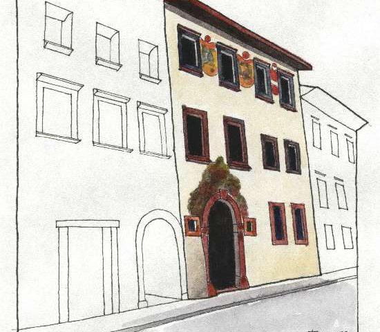 8. Palazzo in Via Maier 39, Sec. XV