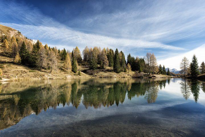 Lago di San Pellegrino (TN)