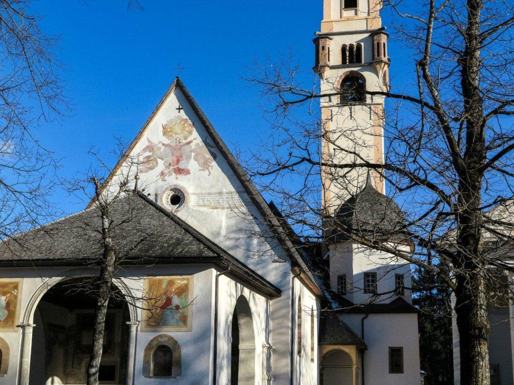 Cavalese, Pieve di Santa Maria Assunta in Cielo