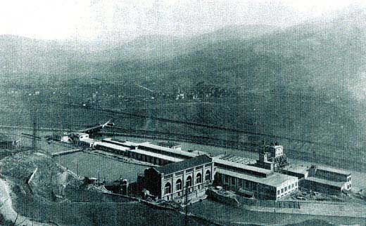 storia Montecatini Alumetal