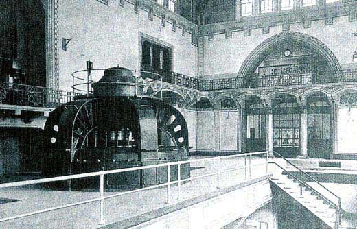 Montecatini-Alumetal immagini storiche
