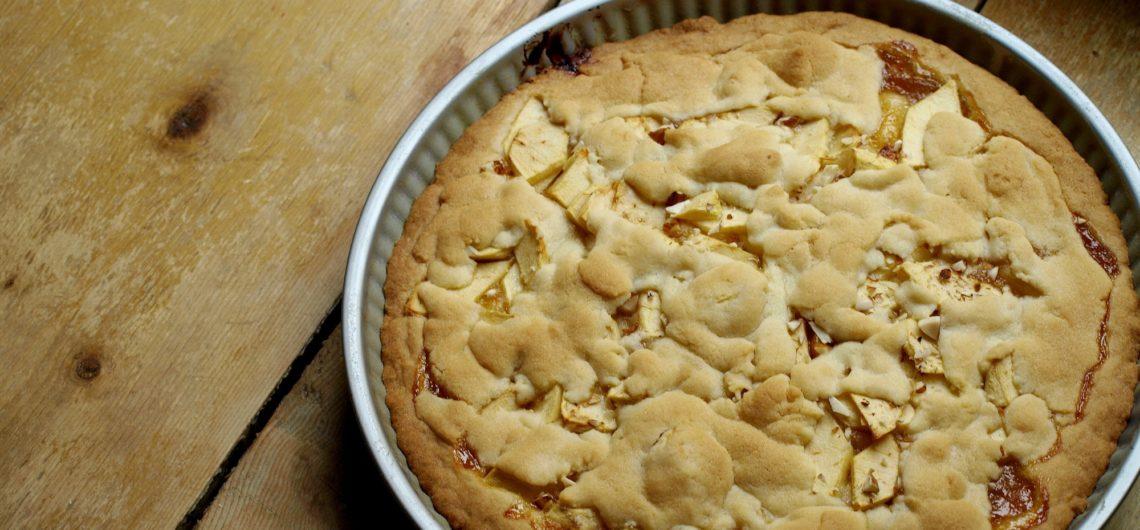 crostata di mele del Trentino