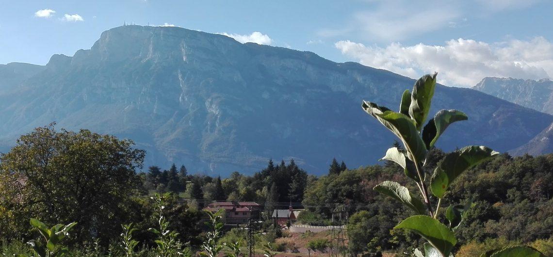 vista su comunità di camparta - foto Ambiente Trentino