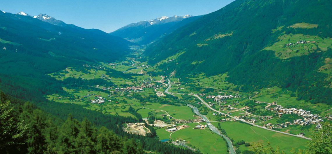 Val di Sole, panorama - Fototeca Trentino Sviluppo S.p.A., foto di Adriano Dalpez