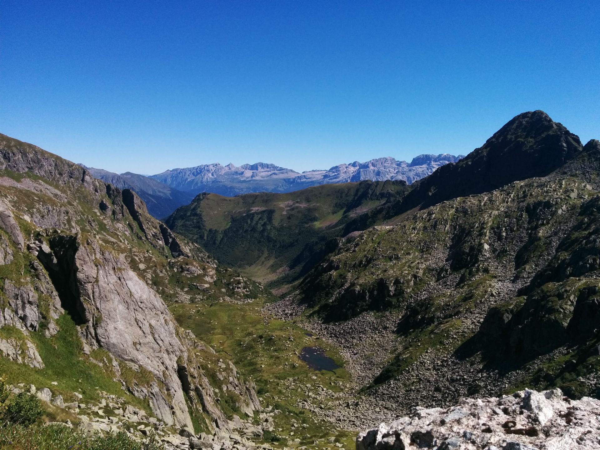 parco-trekking-adamello-brenta-Val-Siniciaga-Dolomiti