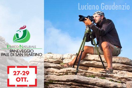 Trekking fotografico al Parco Naturale Paneveggio Pale di S. Martino, 27-29 ottobre 2017