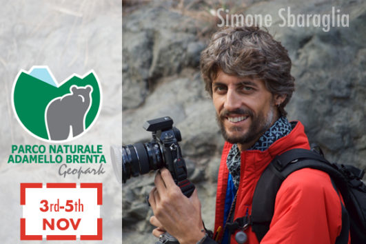Photographic trekking at the Adamello Brenta Natural Park, 3rd-5th November 2017