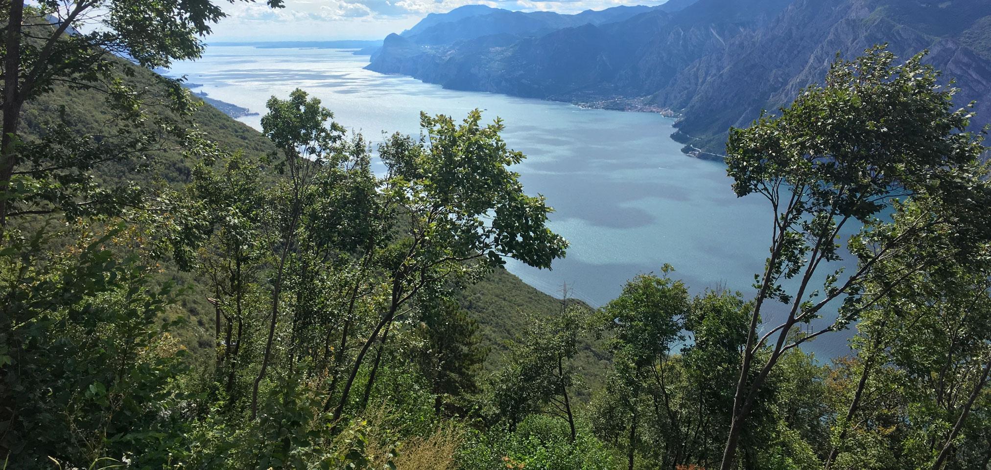 Nel Parco naturale locale del Monte Baldo, 19 maggio